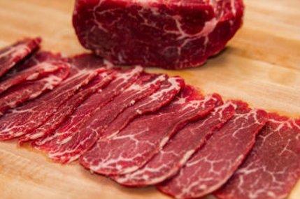 Thịt Bò Cắt Lát