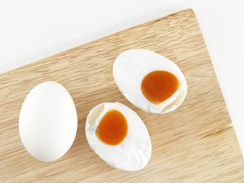 Trứng Vịt Lột Sẵn